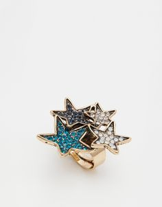 Nali Star Ring