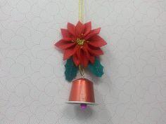 Campana y flor de Betty, con capsula de café