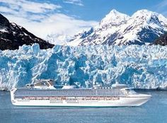 Princess Alaskan Cruise Tour. I have always wanted to do an Alaskan Cruise Tour. See Inner Alaska for 7+ nights then Cruise for 7 nights. the best of both worlds in luxury.