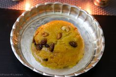 Apricot Pudding - just 2 ingredients needed !#foodfilment #newpostponblog #sweets #desserts
