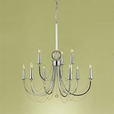 Candice Olson Aristocrat 6 Light Chandelier Sarahkrepp This Looks Familiar For The Home Pinterest Chandeliers Lights And Room