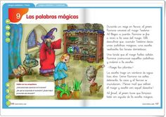 Unidad 9 de Lengua de 1º de Primaria Singular, Editorial, Baseball Cards, Interactive Activities, Magic Words, Spanish Language, Unity, Driveways, United States