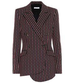 ALTUZARRA Wall pinstripe blazer. #altuzarra #cloth #