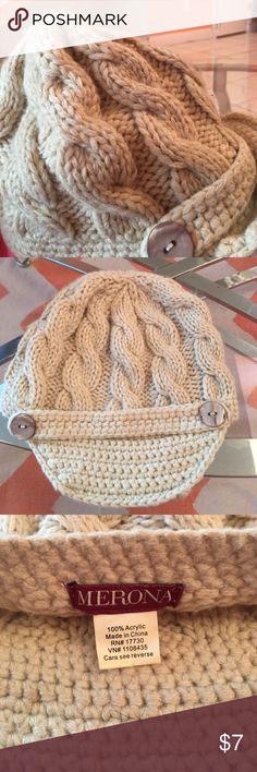 Hat New never worn Merona Accessories Hats
