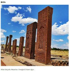 ahlat selcuklu mezarları,bitlis Islam Mimarisi, Seyahat Edilecek Yerler, Kalıntılar, Tarih, Peyzaj, Tours, Resimler