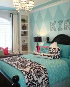 Cute bedroom idea