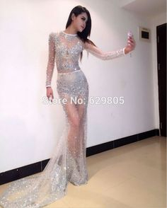 Sexy Perspective Leotard Lace Rhinestone Sequins Bodysuit Long Tail Skirt Female Singer  Stage Wear Costume Celebrate Dresses-in Chinese Folk Dance from Novelty & Special Use on Aliexpress.com | Alibaba Group