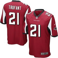 11a23c508a8b4 Nike Limited Desmond Trufant Red Youth Jersey - Atlanta Falcons  21 NFL  Home Devonta Freeman