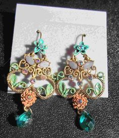 10.00$ For these earrings different colors