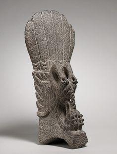 Bird Palma, 7th–10th century Mexico, Veracruz Stone