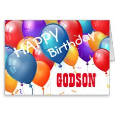 An godson happy birthday card happy birthday pinterest birthday messages birthday qoutes birthday wishes birthday greetings birthday cards happy m4hsunfo