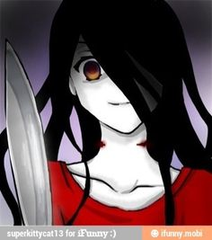 Jane the Killer on Pinterest | Creepypasta, Emo Girls and Creepy Pasta