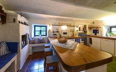 Die #Küche ist in ihrer Originalität nicht zu übertreffen und bietet viel Platz für die ganze #Familie.