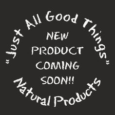 NEW PRODUCT Coming Soon!!