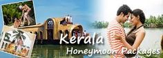 Honeymoon near the confluence of mountains in Kerala
