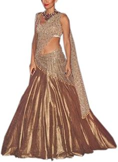PRODUCT DETAILS GENERAL DETAILS Has Choli Yes Style Designer Stitching Type Semi-Stitched Has Dupatta-Yes Lehenga Fabric Georgette Lehenga Work Embroidered Lining Present Yes Sleeves Long Sleeve Occasion Bridal,Casual,Ceremonial,Festival,Party,Wedding Lehenga Please Note : Picture shown here is for reference only. Actual products may differ slightly in appearance and colour to images shown. PRODUCT DESCRIPTION:- This Lehnga Choli is uploaded and sold by ShreeBalaji and we never authorize…