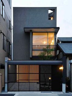 Modern Black House Exterior Design Ideas For Your Inspiration is part of Minimalist house design - Any project can't get the comprehensive beauty without proper care in the interior and exterior Therefore, the owners should not […] Modern Small House Design, Modern Minimalist House, Dream Home Design, Tiny House Design, Modern Design, Minimalist Interior, Minimalist Bedroom, Minimalist Architecture, Simple Interior