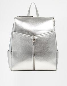 6f5d8bfbca05 New Look Crosshatch Formal Backpack at asos.com