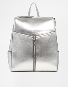 New Look Xhatch Formal Backpack