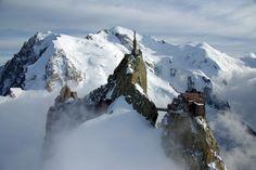 L'Aiguille du Midi : Les plus beaux panoramas depuis les cimes - Linternaute