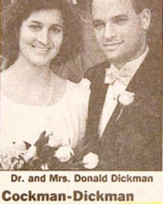 On their own, these names were only mildly embarrassing. When combined with their new spouse's last name, however. things get funny really FAST.: 20 Funny But Truly Unfortunate Wedding Name Combinations Funny Names, Cool Names, Funny Signs, Wedding Name, Wedding Humor, Worst Names, Marriage Vows, Hollywood Gossip, Wedding Announcements