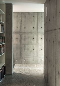 Grey House on Architizer