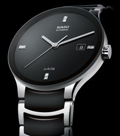 Rado | Centrix Jubilé | Edelstahl | Uhren-Datenbank watchtime.net