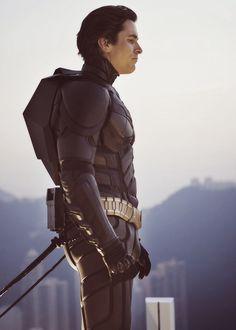 Christian Bale - Batman, The Dark Knight ®. Batman The Dark Knight, The Dark Knight Trilogy, The Dark Knight Rises, Batman Christian Bale, Dc Universe, Batman Universe, Batman Film, Im Batman, Batman Stuff