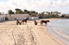 #horseriding on the #beach #salento #WeAreInPuglia #weekend #epifania #masseriadolcevita #masseriatorrecoccaro