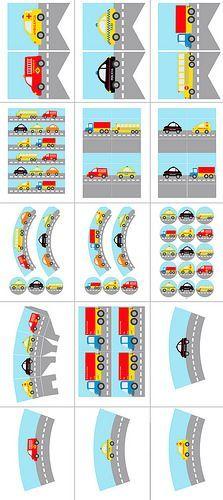 Kit de fiesta coches