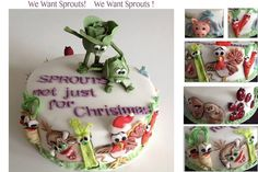 Renshaw Baking Christmas Hall of Fame 2014: Most Unusual Cake
