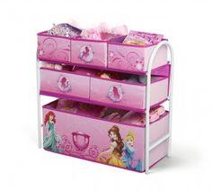 Organizér  na hračky Princess III