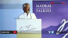 ManiRatnam Emotional Speech on 25years journey with AR Rahman -  Kaatru ...