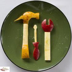 Tools #fun #food #kids #boys #tools