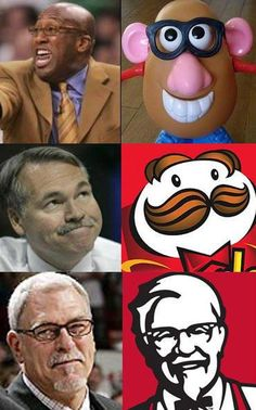 LOL i hope the next coach don't come out looking like Ronald McDonald LOL