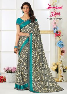 Mesmerize others with the charm of elegant chiffon pink saree. Attractive color combinations and graceful embellishments. Get It Now! #Catalogue #Zeeba #Design_Number: 4424 #Price - Rs. 1642.00 Visit for more #designs @ www.laxmipati.com/catalogue/zebaa #Bridal #ReadyToWear #Wedding #Apparel #Art #Autumn #Black #Border #MakeInIndia #CasualSarees #Clothing #ColoursOfIndia #Couture #Designer #Designersarees #Dress #Dubaifashion #Ecommerce #EpicLove #Ethnic #Ethnicwear #Exclusivedesign #Fash Laxmipati Sarees, Pink Saree, Dubai Fashion, Daily Wear, Bridal Collection, Color Combinations, Casual Wear, Print Design, Ready To Wear