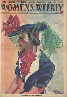 Rene Dalgleish Australian-Womens-Weekly-Oct-1938-Cover