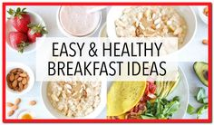 one recipe for a healthy breakfast-#one #recipe #for #a #healthy #breakfast Please Click Link To Find More Reference,,, ENJOY!! Healthy Breakfast Recipes For Weight Loss, Healthy Breakfast On The Go, Gluten Free Recipes For Breakfast, Healthy Gluten Free Recipes, Healthy Recipe Videos, Health Breakfast, Foods With Gluten, Diet Recipes, Healthy Snacks