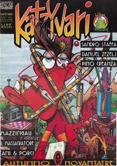Katzyvari n.3, 1993 Immagine Ale Pop