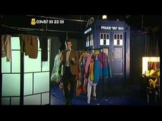 Doctor Who Christmas 2011 Trailer - The Doctor, The Widow, And The Wardrobe