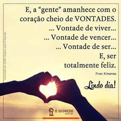 Feliz Quarta-feira! ❤ Peace Love And Understanding, Happy Week End, Peace And Love, Reflection, Messages, Thoughts, Learning, Pints, Twitter