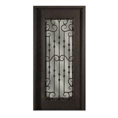 Pella 32 in x 81 in white venetian full view tempered for Prehung entry door with storm door