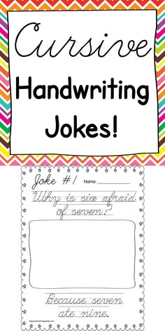 Fun ways to teach cursive- for parents- because ohio common core won't give our children a signature!