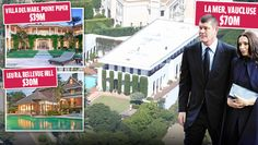 Rich pickings...Packer pad tops record Sydney sales at $70 million | PerthNow