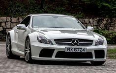 "Mercedes Benz SL65 AMG ""Black Series"" 2012."