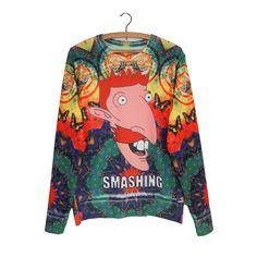 Nigel Thornberry. Ugly Christmas sweater Ideas.