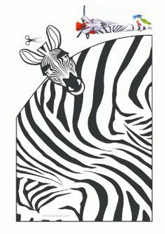 Zebra Kalıbı