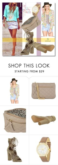 """LaceUp Pretty Things"" by andrea2andare ❤ liked on Polyvore featuring Leather and Sequins"