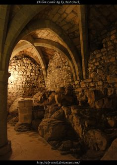 castle dungeons pictures | Chillon Castle - Dungeon 15 by ~ALP-Stock on deviantART