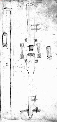 Feuerwerks- und Büchsenmeisterbuch. Rezeptsammlung Bayern, 3. Viertel 15. Jh. ; Nachträge 1536-37 Cgm 734 Folio 180